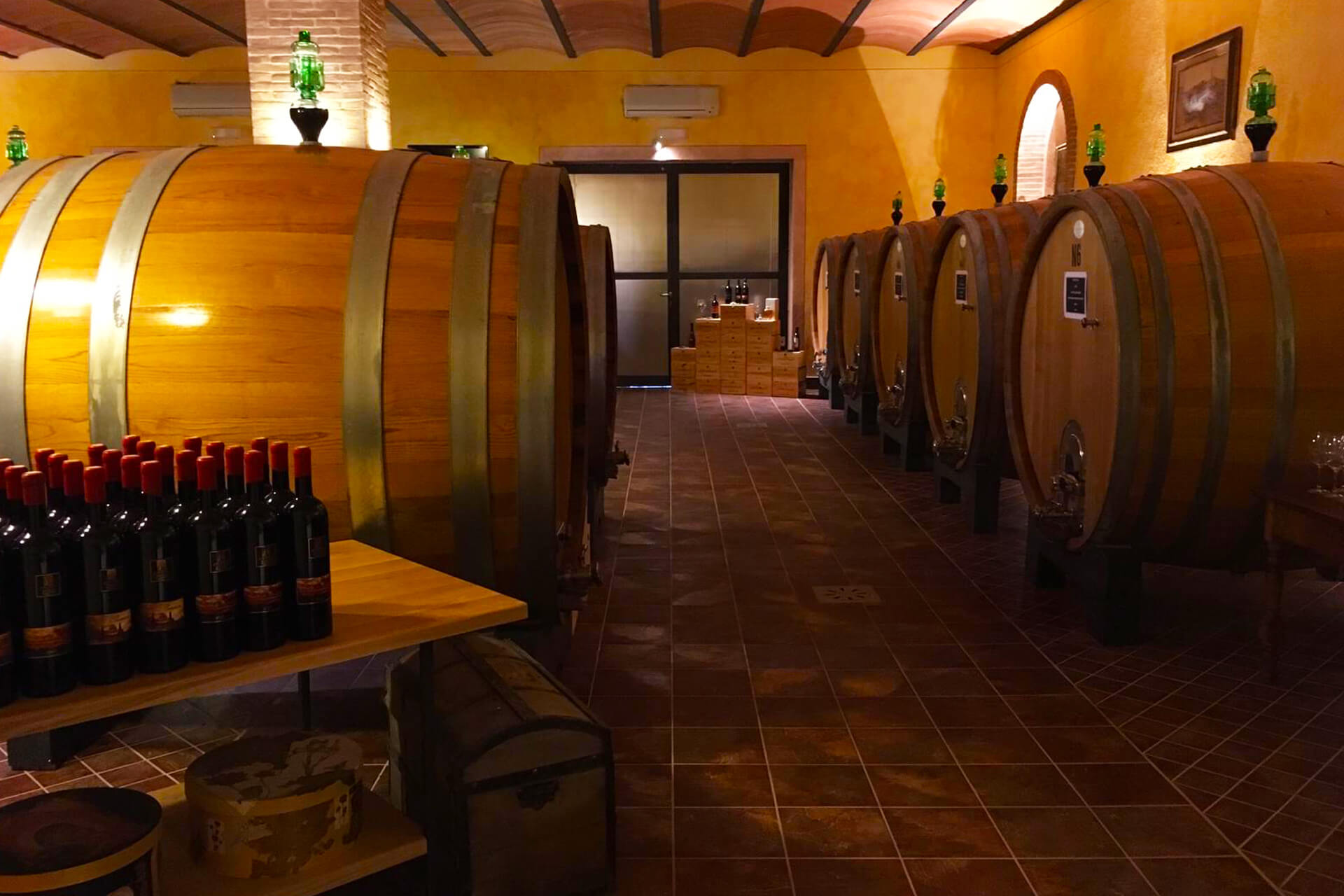 The first family-run winery