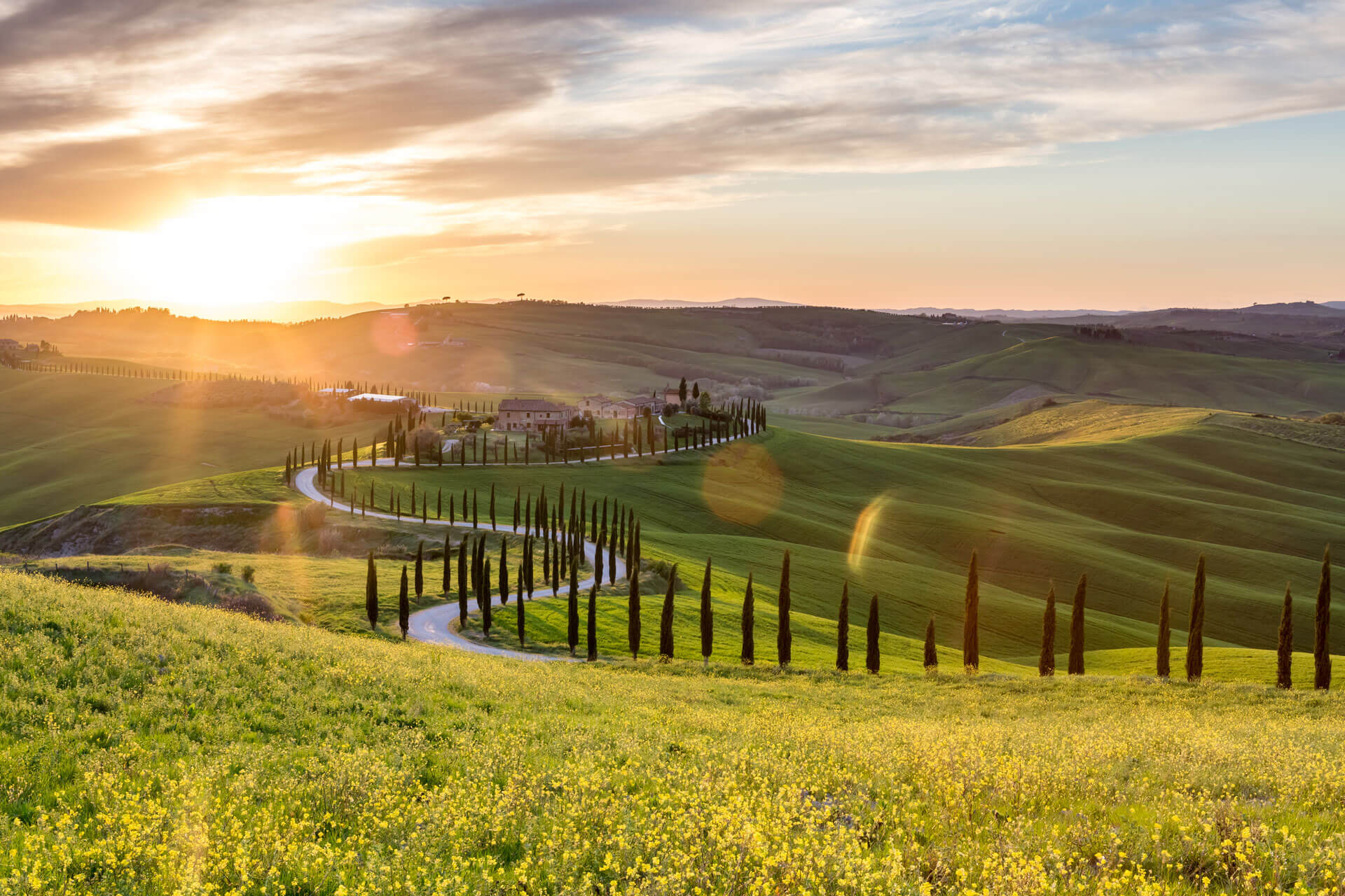 Welcome to Magnificent Tuscany