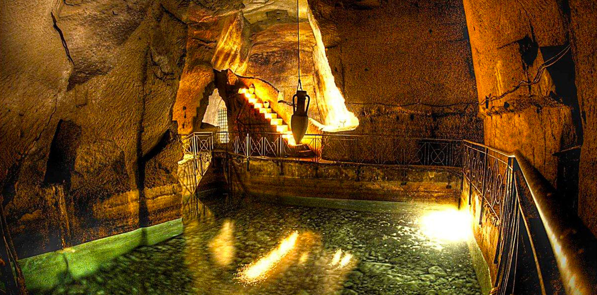 09:50 - Visit Underground Ruins