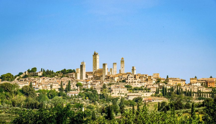 All you need to know about San Gimignano