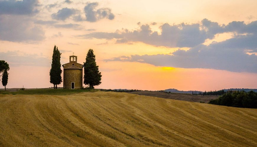 Magnificent Tuscany - The UNESCO World Heritage in Tuscany